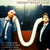 Drew Worthley Tour Poster